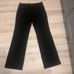 Banana republic black dress pants euc size 10